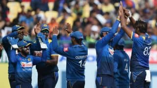 India reach Mohali, but Sri Lanka remain in Dharamsala due to inclement weather