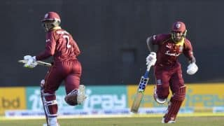 1st ODI: West Indies seek respite after Test drubbing