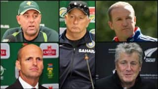 From Gary Kirsten to Duncan Fletcher - why are so many cricket coaches left-handed?