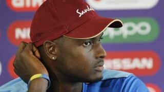 Jason Holder quite disappointed with top order failure