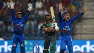 Asia Cup 2018: All-round Rashid inspires Afghanistan to 136-run win against Bangladesh