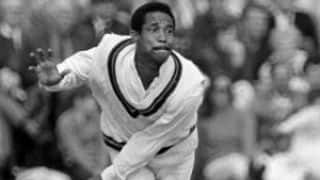 Garry Sobers takes 5 wickets in 5 balls