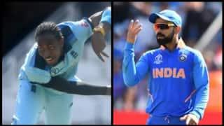 Cricket World Cup 2019: