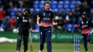 Champions Trophy 2017: Jake Ball happy with performance against New Zealand