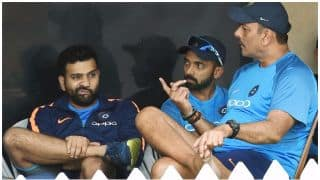 BCCI takes note of Virat Kohli's complains of cramped schedule
