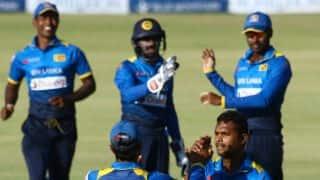 PHOTOS: Sri Lanka vs West Indies, 5th ODI, Zimbabwe tri-nation series