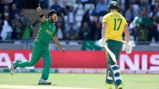 Photos: PAK vs SA, Match 7, CT17