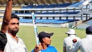 Saurashtra set to clinch Ranji Trophy after taking first innings lead against Bengal