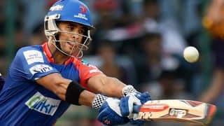 JP Duminy keeps hopes alive for Delhi Daredevils against Royal Challengers Bangalore in IPL 7 match