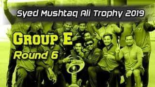 Rahul Tripathi powers Maharashtra to 7-wicket win over Baroda