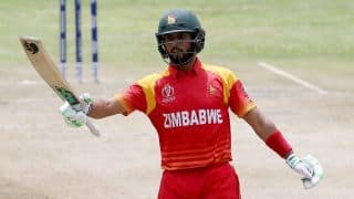 Zimbabwe Cricket terms Sikandar Raza's tweet as misleading, patently false