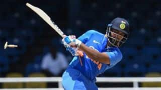 Rishabh Pant focused on playing positive cricket