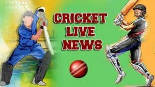 Cricket News Live -  Shreyas Gopal takes hat-trick, Bangladesh forced to change WC jersey