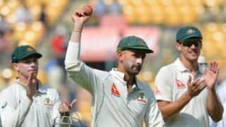 India vs Australia: Nathan Lyon confident of playing 3rd Test despite injury woes
