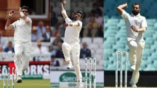 Is this India's best fast bowling attack of all time?