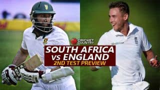 South Africa vs England 2015-16, 2nd Test at Cape Town, Preview: Visitors look to gain unassailable lead