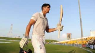 Alastair Cook enters top 10 run-scorers in Test cricket