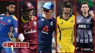IPL 2019: Five IPL debutants to watch out this year