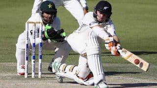 Tom Latham holds fort for New Zealand against Pakistan at lunch on Day 1 of 2nd Test
