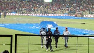 India vs Australia, 3rd T20I: Toss delayed due to wet outfield
