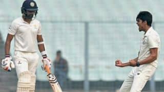Vinay Kumar: Season only successful if you win Ranji Trophy