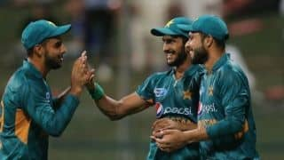 1st T20I: New Zealand face might of record-setting Pakistan