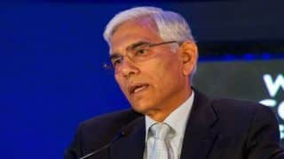 Vinod Rai: No decision on India-Pakistan World Cup 2019 clash yet