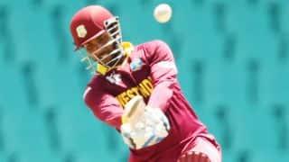 Denesh Ramdin reaches 2,000 ODI runs, misses his century in 8th ODI against Australia