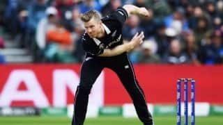 Cricket World Cup 2019: Williamson hails Neesham, Ferguson after New Zealand complete hat-trick of wins
