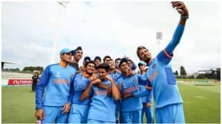 ICC Under-19 WORLD CUP, 2017/18: India's 5 Match Winners who can demolish Pakistan in Semi-Final