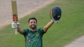 Happy to utilise the chance to score a century for Pakistan: Mohammad Rizwan