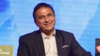 Gavaskar named as Commissioner of T20 Mumbai League