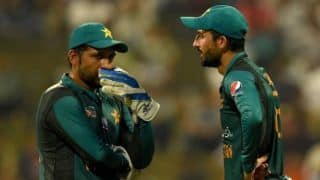 VIDEO: Sarfaraz Ahmed takes the blame for Pakistan's poor Asia Cup