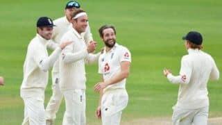 फिर बारिश ने बिगाड़ा जीत की ओर बढ़ रही इंग्लैंड का खेल, वेस्टइंडीज- 85/5