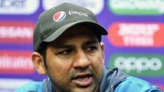 Cricket World Cup 2019: Pakistani people love cricket, will not boo Steve Smith: Sarfaraz Ahmed