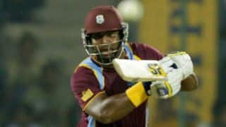 South Africa vs West Indies 2014-15, 2nd ODI at Johannesburg: Dwayne Smith hits half-century
