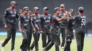 ICC World Cup 2015: UAE fly to Perth ahead of India clash