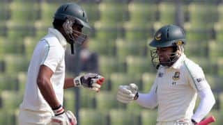 Live Updates: WI vs Ban, 1st Test Day 4