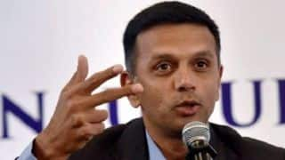 Rahul Dravid: There can't be blanket policy on workload management
