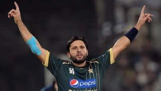 Shahid Afridi has no intention to retire from T20 Competitive cricket