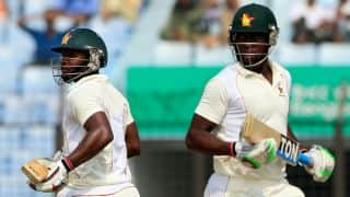 Zimbabwe hit by racism incident during end of 2nd Test vs Sri Lanka