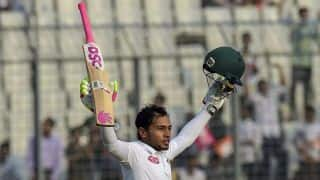 Mushfiqur Rahim first Bangladesh batsman to score two Test double-centuries