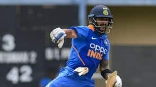 From Virat's expression you could see that he badly wanted to score a hundred: Bhuvneshwar Kumar