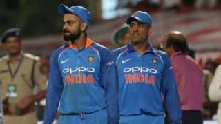 3rd ODI: Indian team to wear camouflage caps as tribute to armed forces