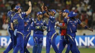 IPL 2017: Mumbai Indians beat Kings XI Punjab by 8 wickets