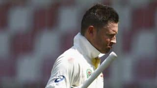 Pakistan vs Australia 2014: My performance in this Test match has been disappointing, says Michael Clarke
