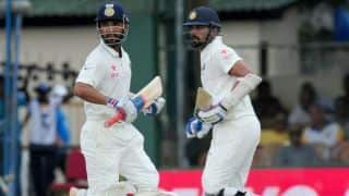 Ajinkya Rahane, Murali Vijay to feature in India A's match against England Lions