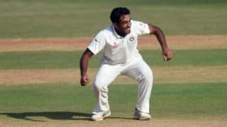Visitors elect to bat; Jayant Yadav, Bhuvneshwar miss out