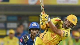 IPL 2018, Match 27: Suresh Raina takes CSK to 169 for 5 vs MI
