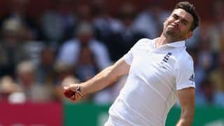 IND vs ENG: Anderson to be fit for 4th Test?